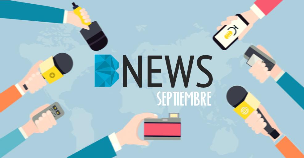 Noticias sobre marketing digital de septiembre 2016