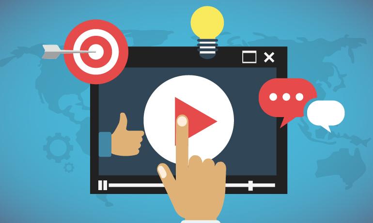 Cinco razones por las que deberías dar la bienvenida al Vídeo Marketing e incorporarlo a tu estrategia de marketing digital