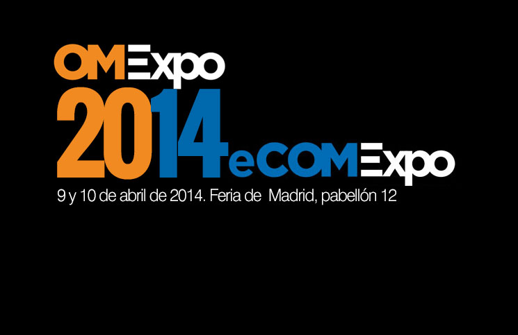 Logo OMExpo y eCOMExpo 2014