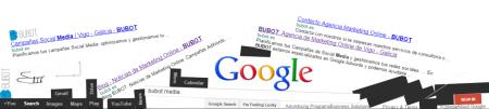 Easter Eggs de Google: Ley Gravedad Google