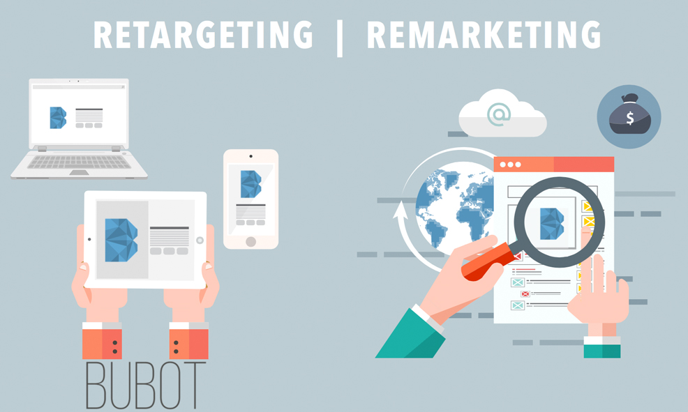 Remarketing como medio de captación de clientes - BUBOT