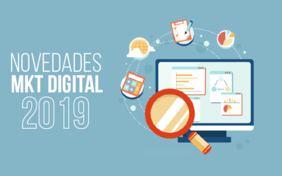 5 tendencias que marcarán tu estrategia de Marketing Online este 2019